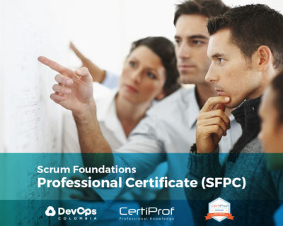 Scrum Foundations Professional Certificate (SFPC)