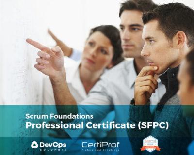 Scrum Foundations Professional Certificate (SFPC)