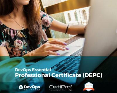 DevOps Essential Professional Certificate (DEPC)