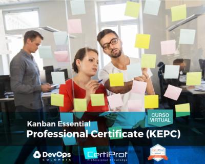 Kanban Essential Professional Certificate (KEPC)