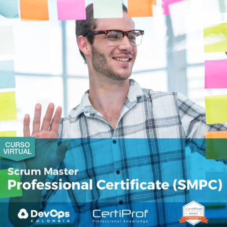 Empresas – Scrum Master Professional Certificate (SMPC)