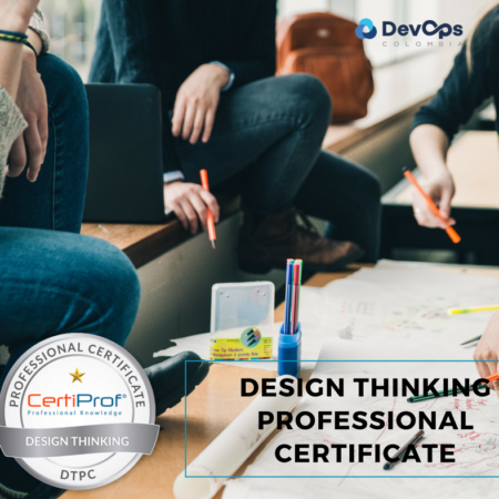 Desing Thinking Professional Certificate  (DTPC)