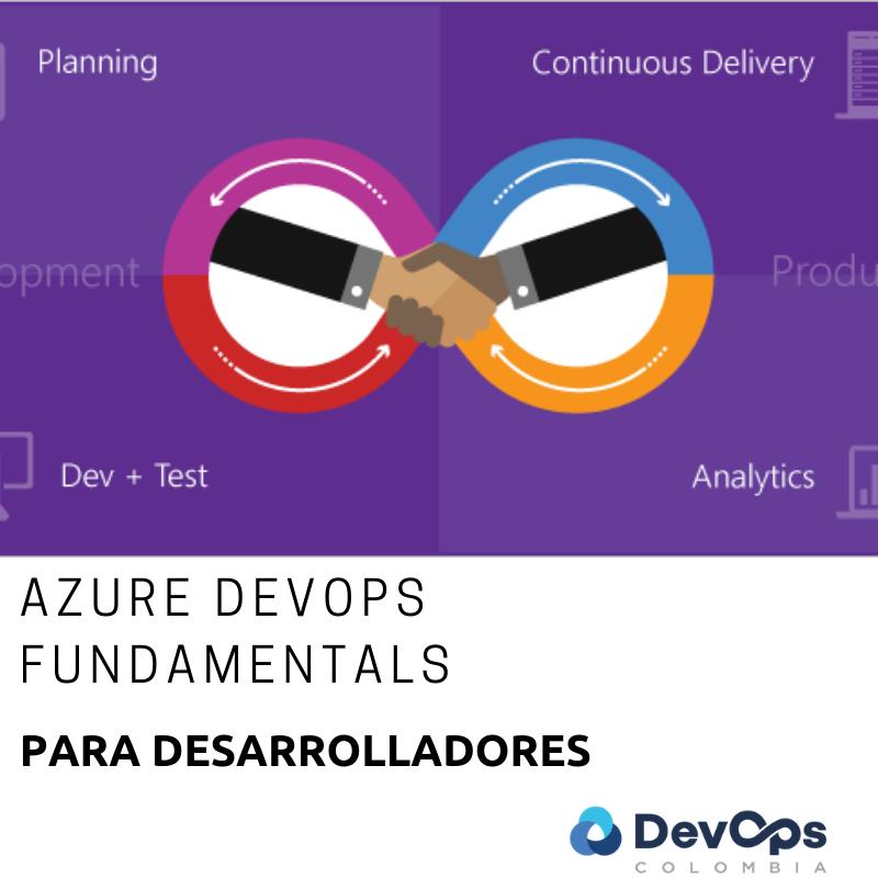 Azure devops desarrolladores
