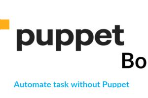 Intsall-Puppet-Bolt-on-Linux
